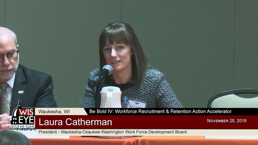 Engaging the Nonparticipating Workforce - Laura Catherman, WOW WDB