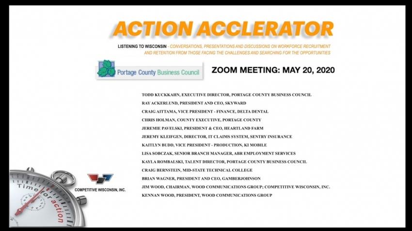 Action Accelerator: Portage County Business Council