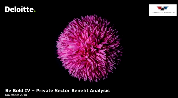 Private Sector Benefit Analysis
