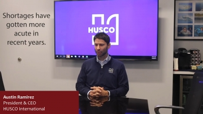 Workforce Shortages are More Acute - Austin Ramirez, President & CEO, HUSCO