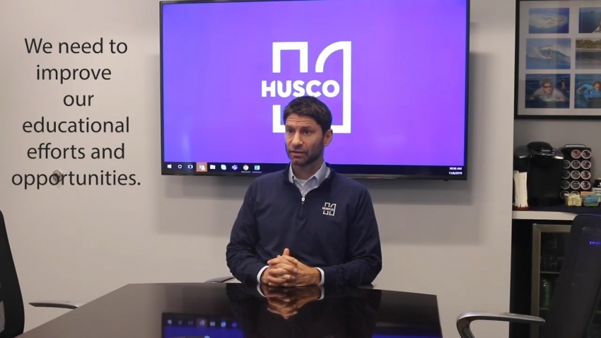 Focusing on Educational Needs and Opportunities - Austin Ramirez, HUSCO