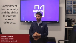 Commitment to Community & Ability to Innovate Make a Difference - Austin Ramirez, HUSCO