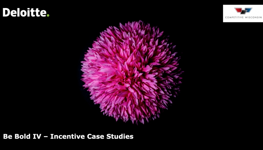 Incentive Case Studies
