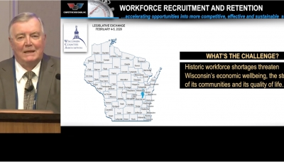 Up-Date and overview of BB4 Workforce Recruitment and Retention Action Accelerator initiative