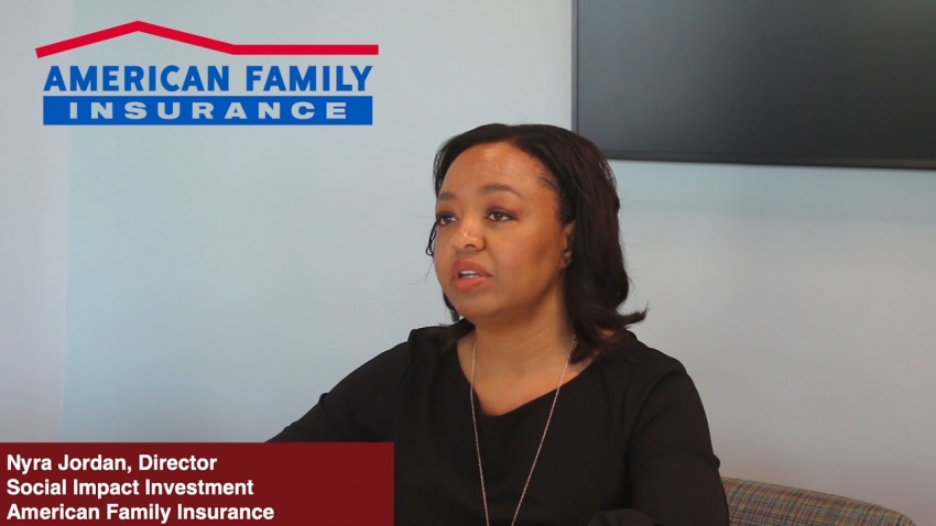 Social Impact Investing  - Nyra Jordan, Dir. Social Impact Investment, AmFam